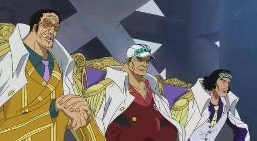 海贼王:这两位新兵直接提拔成海军大将,实力强过赤犬,黄猿