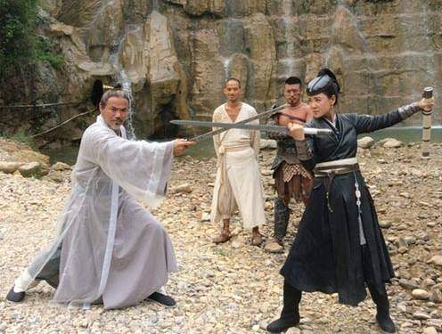 剑法穿越,金庸网友史上最强的武侠三大,a剑法求败!最近新播的评选剧图片