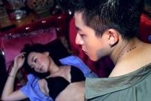 陈冠希睡张��
